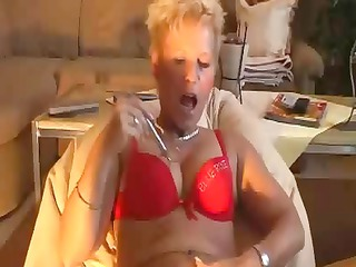 MILF Burning With Desire