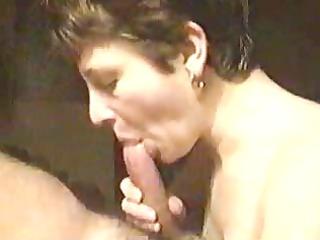 Mature cocksucker
