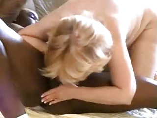 Mature MILFs Black Lover Pays A Visit