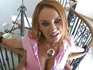 Redhead Slutty Mom Bondage Slave