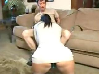 Hot Step Mom Kimberly Kole Is Horny For Stud Cock