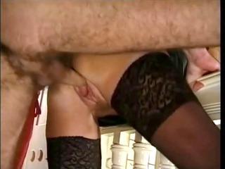 Helen Duval Ass fucked on High Heels, Nightlife