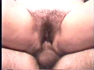 Hairy Pussy slow ride riding premature cum very
