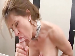 Deep oral MILF
