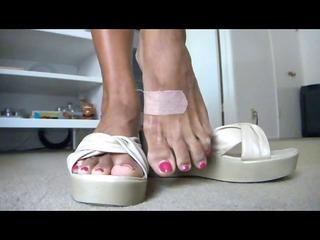 My Exs Rough Sexy Feet 7