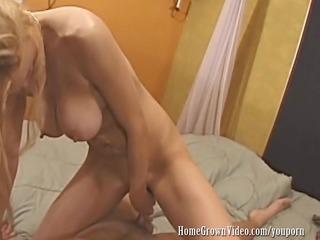 Homegrownvideos Raquel Heats Things Up