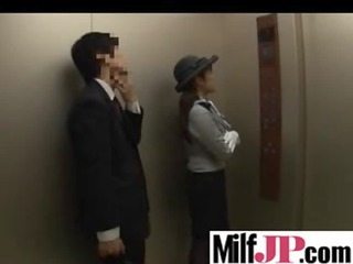 Japanese Milfs Gets Banged Really Hard movie-19