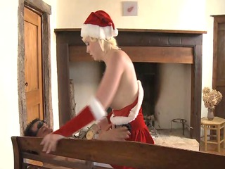 french santas wife fucking 2