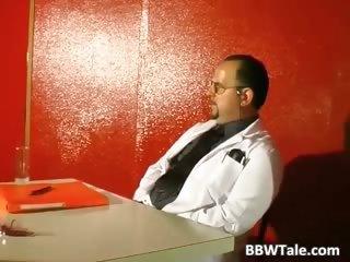 BBW mature slut in BDSM game of sex part1