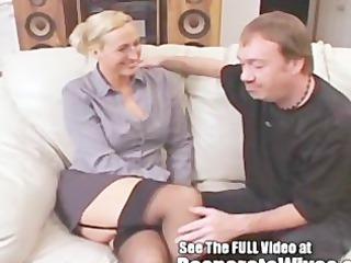 Teacher Joey-Lynn Gets a Slut Training Lesson By