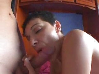 Sophia french mature anal fucked