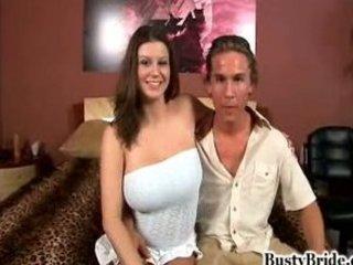 Please bang my wife-sara stone busty bride