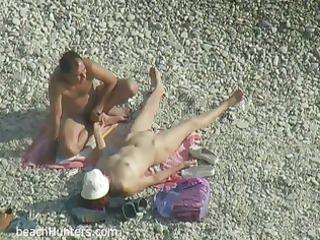 Mature Beach Sex
