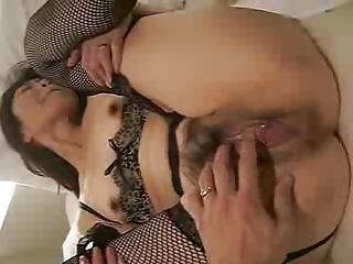 Amateur Asian MILF Fingered 1