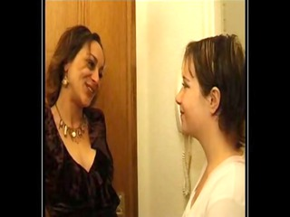 French lesbians mature and teen