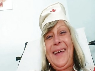 Nasty nurse mom id like to fuck Nada bonks