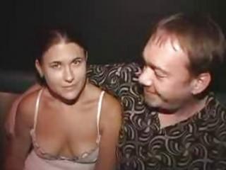 Cheating Slut Wife Pleases Porn Theater Strangers