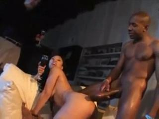 Cuckhold hot wife fucked by big black cock