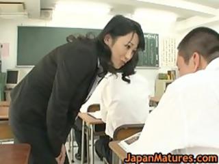 Natsumi kitahara rimming some guy part6