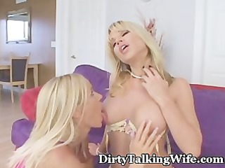 Mature Seduces College Girl