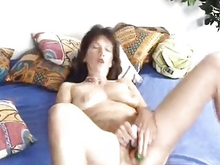 Mature WIfes Toy Time