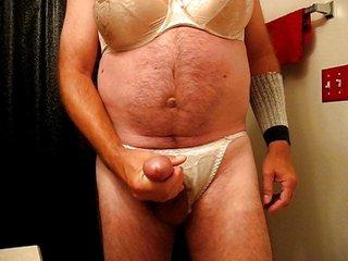 wifes bra and panties 3