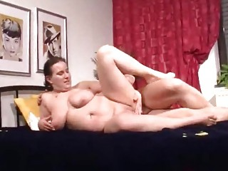 pierced german mature bbw