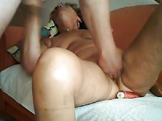 real orgasm of a 64yo granny part2