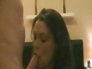 beautiful wife gets quickie on homemade