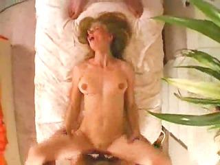 Blonde Amateur Milf Mom Creampie Casting Pussy
