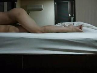 Korean mature couple  orgasm