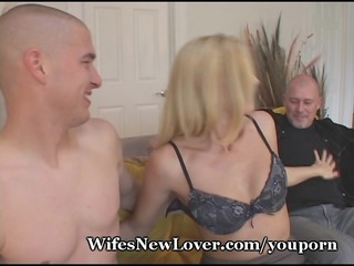 My Wife Swallows Another Mans Cum
