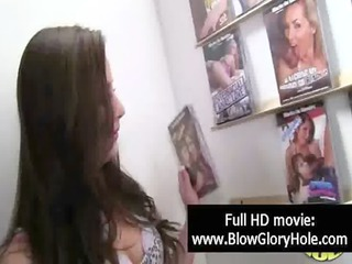 Glory Hole - Hot Sexy Busty Babes Love Sucking
