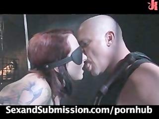 Kylie Ireland in real BDSM sex scene!