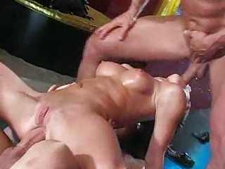 Group Sex Fun Gets Wild with Hot MILF Sluts
