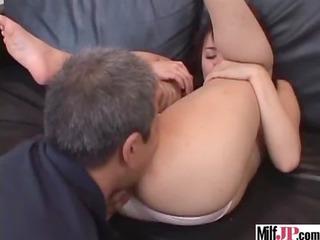 Sexy Milf Asian Get Hardcore Fucked vid-26