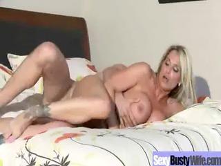 Busty Milf With Big Juggs Get Hard Sex clip-34