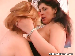 Two old milf feel to horny while their part5