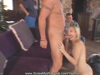 Skinny Wife Get Drilled By A Pornstar