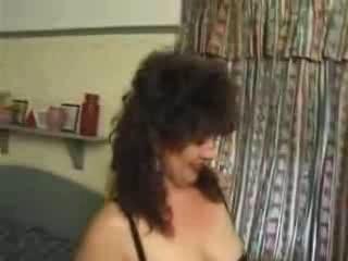 Amateur British Mom Fucked anal