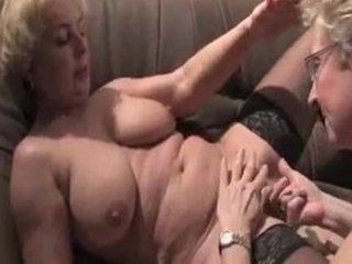 Lesbian Grandmas Get Dirt McGurts