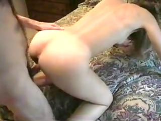 Wife taking it doggystyle