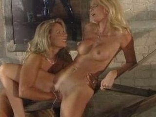 Charming Blonde Milf Fisting