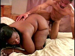 Aged babe in heat presses her twat with hard wang