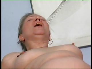 Granny teases stud